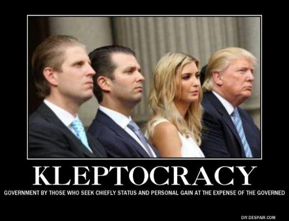 Trump-Kleptocracy